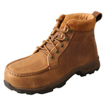 Angled picture of the outter side of the Women's Twisted X Work 6� Alloy Toe Hiker Boot - WP WHKA001
