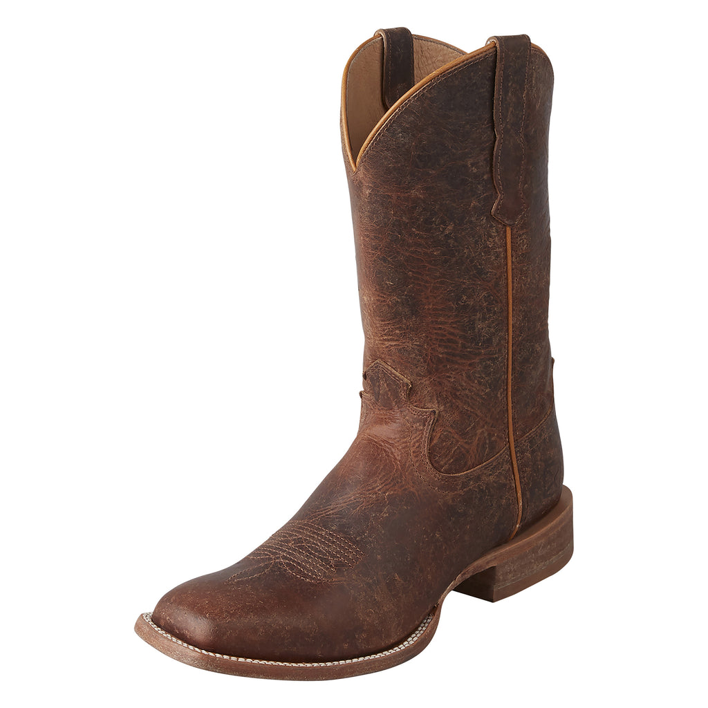 Angled picture of the outter side of the Women's Twisted X Rancher Boot WRAL013