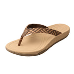 Angled picture of the outter side of the Women's Twisted X Sandal WSD0028