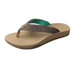 Angled picture of the outter side of the Women's Twisted X Sandal WSD0030