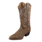 Angled picture of the outter side of the Women's Twisted X Western Boot WWT0025