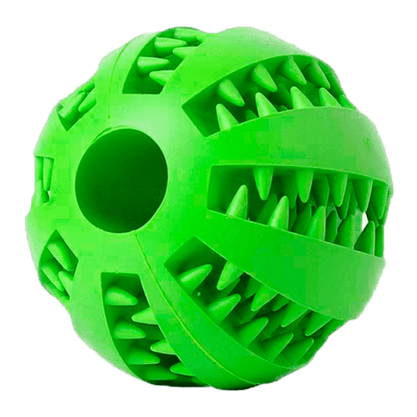 Rubber Treat Ball