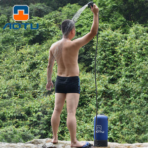 Outdoor Hiking Bathing Bag Portable Camping Outdoor Shower Bag Shower