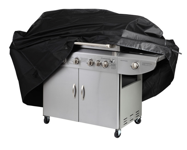 Barbecue beschermhoes - Barbecue hoes - BBQ HOES -  bbq afdekhoes- BBQ Waterdichte beschermhoes - maat L 170 x 61 x 117 cm