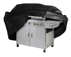 BBQ Grill Cover Outdoor Heavy-duty Waterproof BBQ Grill Durable Waterproof Polyester Material Protective Cover