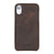 Vintage Brown Apple iPhone XR Leather Case