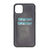 "Marble Gray Apple iPhone 11 PRO MAX (6.5"") Leather Case w/ Card Slots"