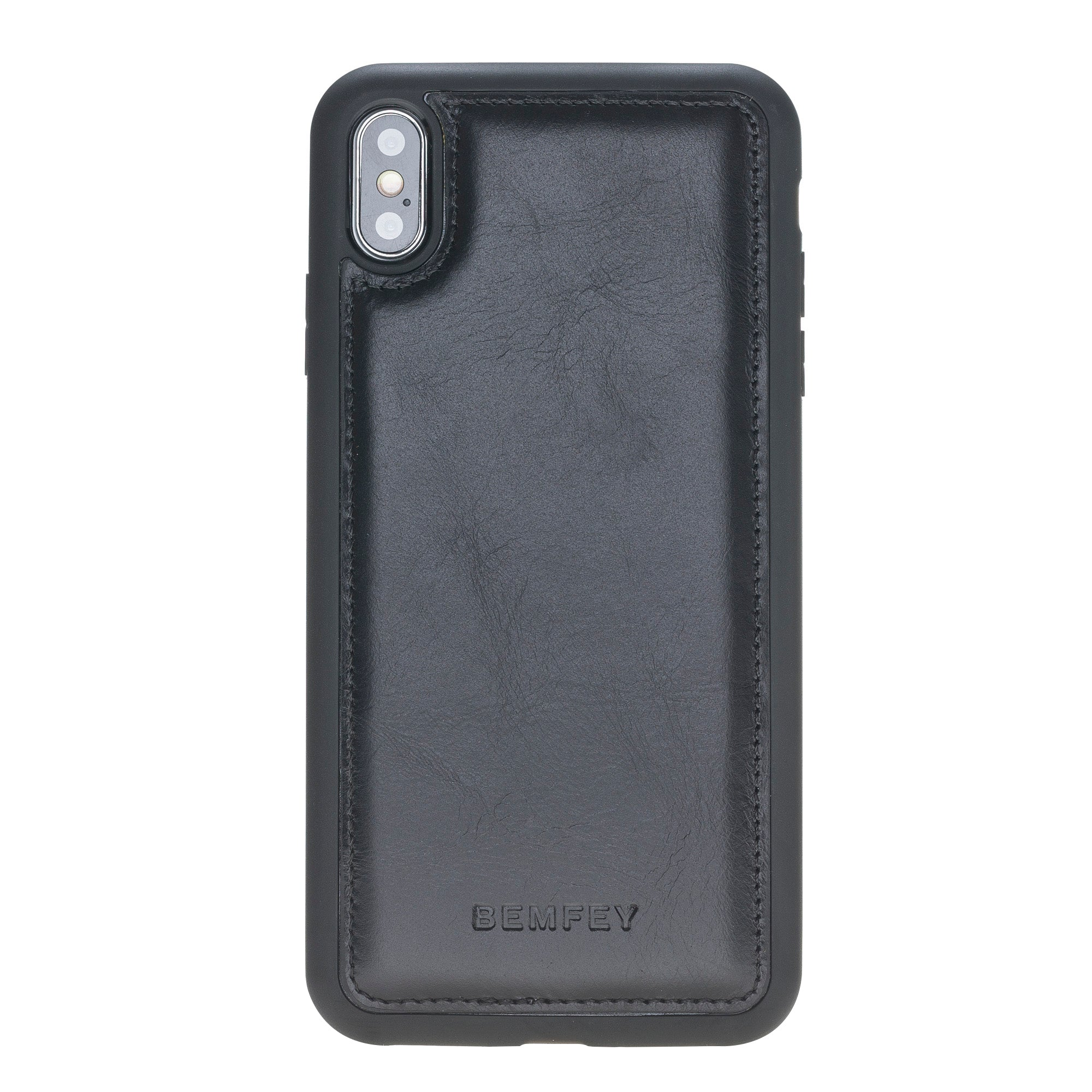 Como iPhone XS Max Case Black