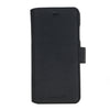 Black Apple iPhone XS MAX 2in1 Leather Wallet Case