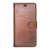 Monaco iPhone XS Max | Case Brown Burnished Tan with recesses