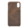 Monza iPhone XR Coffee Brown with credit card slots
