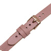 MODENA Slim Handmade Luxury Nude Pink Leather Apple Watch Band 38mm 40mm 42mm 44mm