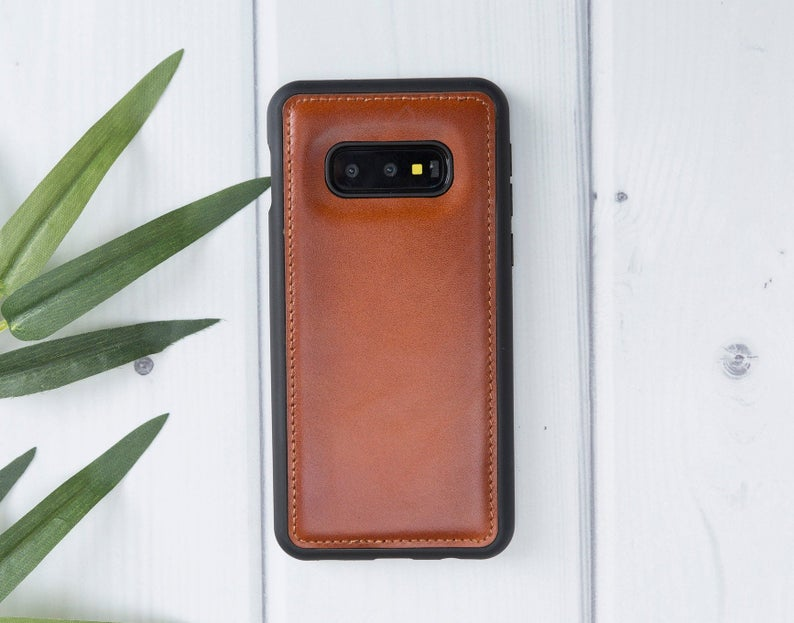 Brown Burnished Samsung Galaxy S10e Case
