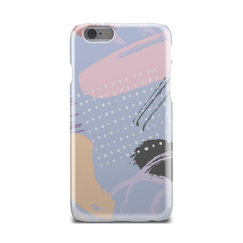 Abstract Multicolored Make Up Pattern iPhone X - urbanlashed