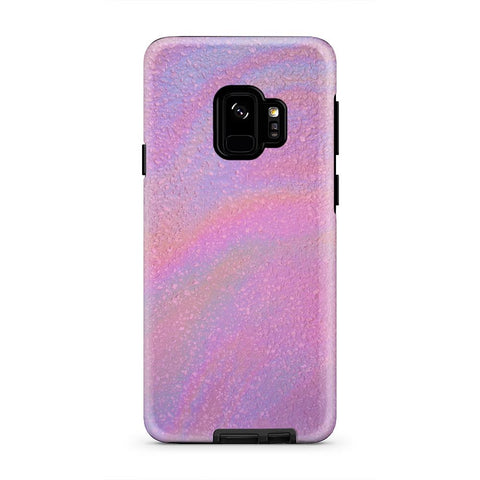 Rainbow Glitter Make Up Texture Design iPhone X - urbanlashed