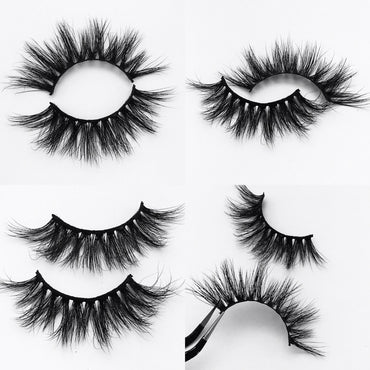 "Premium 25mm ""High Maintenance Chick"" Lashes - urbanlashed"