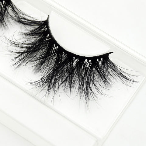 "Premium  25mm ""Baddie All Day"" Lashes - urbanlashed"