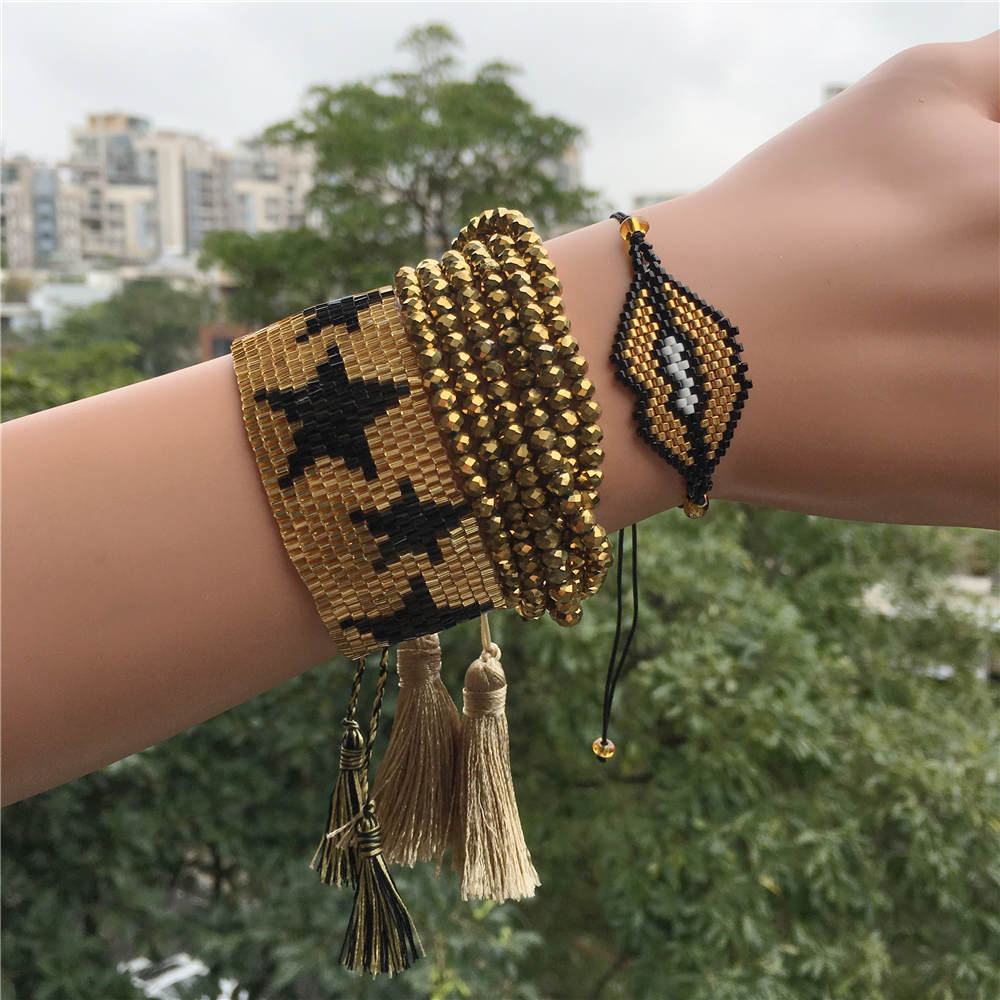 BOHO LAYERING BRACELET COLLECTION-Rockstar - urbanlashed