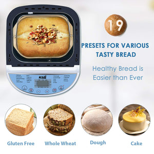 Automatic Bread Baker