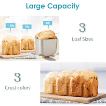 Load image into Gallery viewer, Automatic Bread Baker
