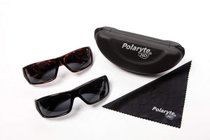 HD POLARYTE SUNGLASSES (2-in-1)