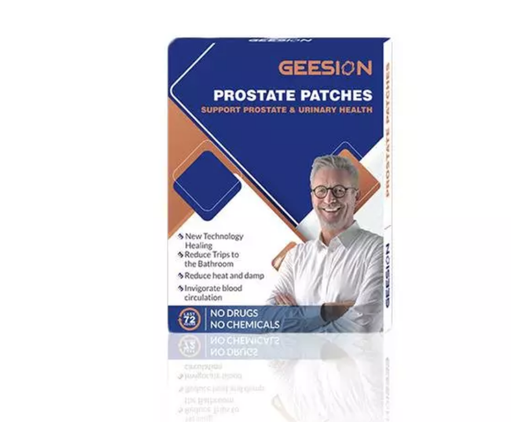 Herbal Prostate Patch