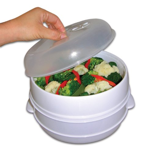 Amazing Microwave Steamer