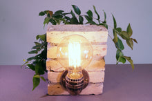 Load image into Gallery viewer, Dutch-Caribbean Ijssel Brick Miniature Wall Sconce