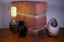 Load image into Gallery viewer, Miniature Brick Wall Sconce