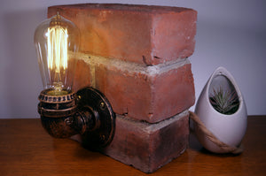 Miniature Brick Wall Sconce
