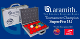 Aramith Tournament Champion SuperPro1G Snooker Ball Set