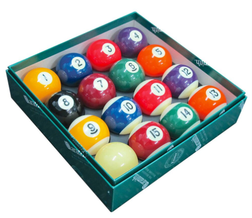 Aramith Pool Premier Ball Set