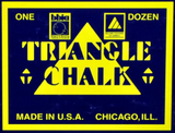 Premium Collection | Chalk | Triangle