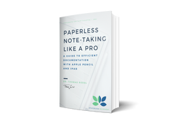 "eBook Bundle - ""Paperless Note-Taking Like A Pro"""