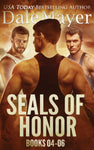 SEALs of Honor, Books 4–6