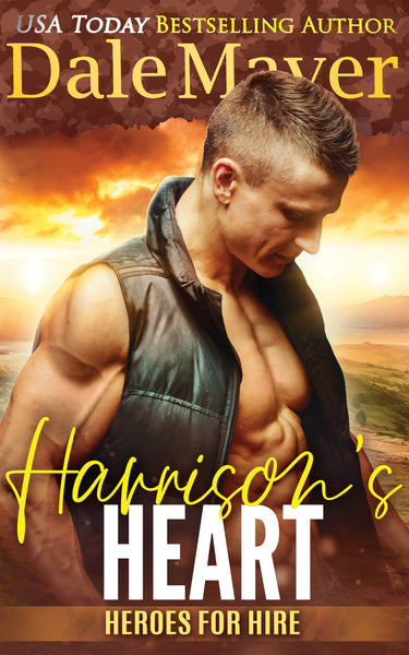 Harrison's Heart: Heroes for Hire