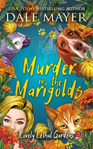 Murder in the Marigolds