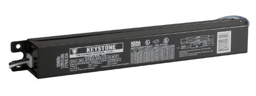 Keystone KTEB-232-UV-IS-N-P-BP - (2) Lamp Fluorescent Ballast