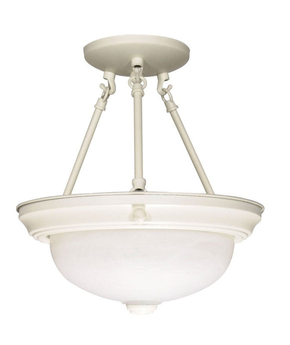NUVO Lighting 60/224 Fixtures Ceiling Mounted-Semi Flush