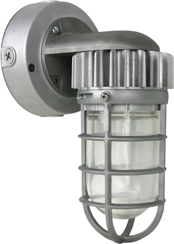 NUVO Lighting 65/078 Fixtures LED Vaporproof Jelly Jar