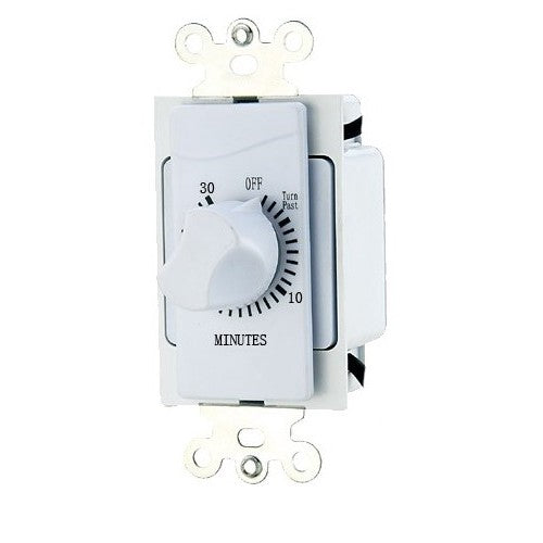 Morris Products 80491 30 Min Spring Wound Timer DPST