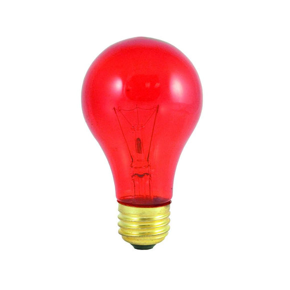 Bulbrite 105525 Incandescent A19