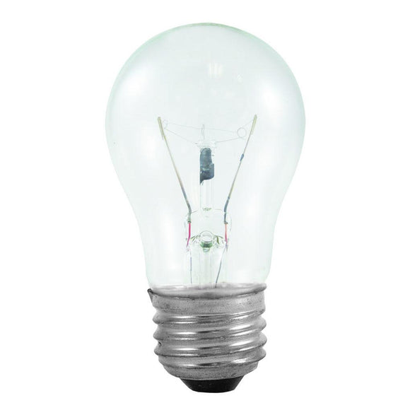 Bulbrite 104125 Incandescent A15