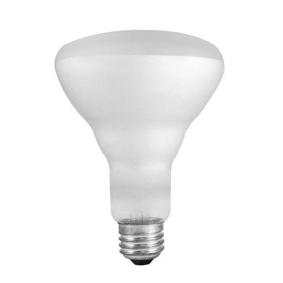 Bulbrite 294805 50 Watt Br30 Incandescent White Reflector Flood Frost