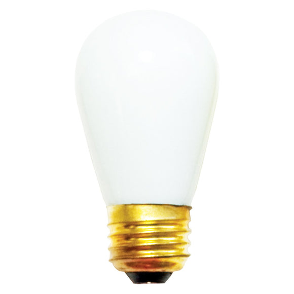 Bulbrite 701011 Incandescent S14