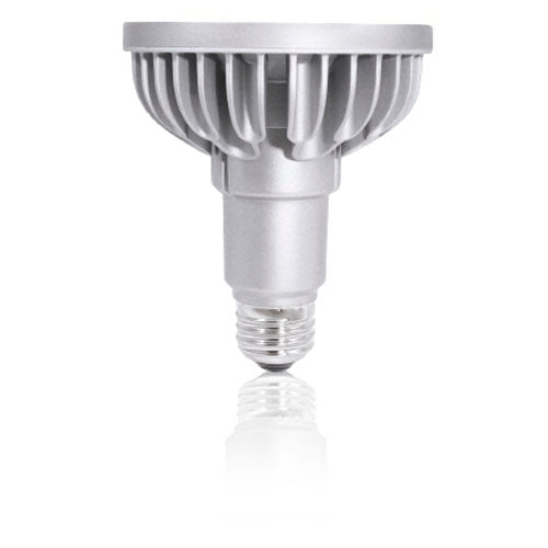 BULBRITE 777664 13.8 Watt PAR30L LED - E26 Medium Base - 3000 Kelvin Warm White - 1230 Lumens - Silver - 120 Volt