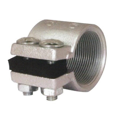 Morris Products 14452 2 inchRigid Split Coupling
