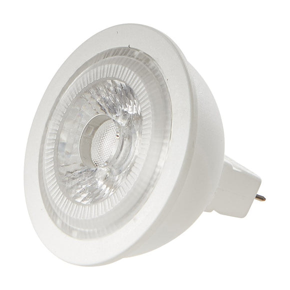GU5.3 LED MR16 - 6.5 Watt - 3000 Kelvin - 500 Lumens - 12 Volt - Flood 40 - Dimmable