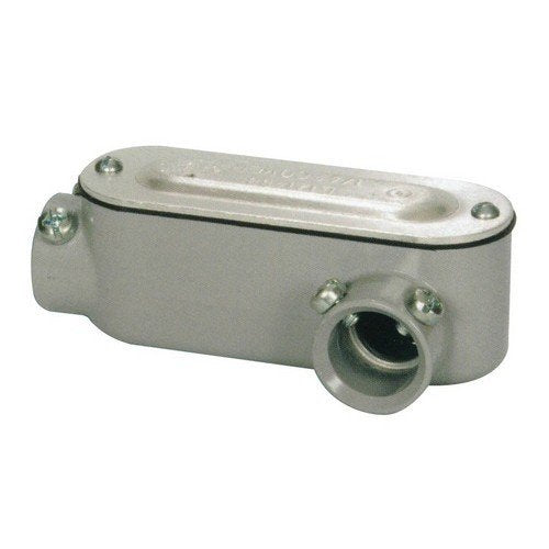 Morris Products 14212 1 inchEMT LL w/Cover & Gasket