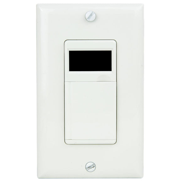 Sunlite  04995-SU - T500 7-day Programmable In-Wall Digital Timer